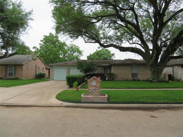 269 Hardwicke Road, Houston, TX 77060 (MLS #88965337) :: Texas Home Shop Realty