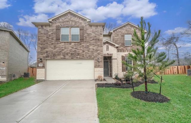 4381 Roaring Timber Drive, Conroe, TX 77304 (MLS #89090194) :: Texas Home Shop Realty