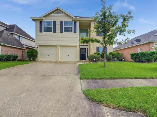 1702 Roaring Springs Lane, Seabrook, TX 77586 (MLS #89100908) :: The Sold By Valdez Team