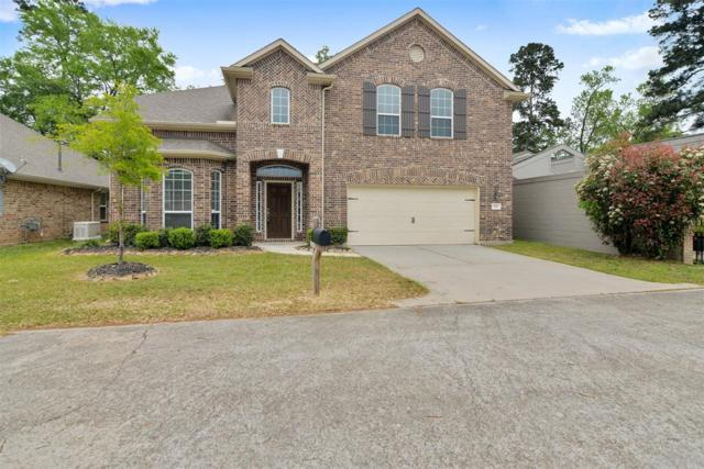 116 Hallmark Drive, Conroe, TX 77304 (MLS #89112306) :: Texas Home Shop Realty