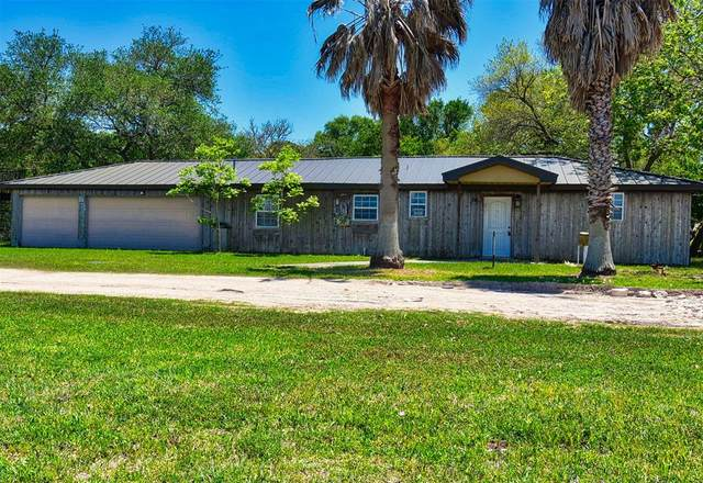 16 Lonnie Glaze Drive, Sargent, TX 77414 (MLS #89272843) :: All Cities USA Realty