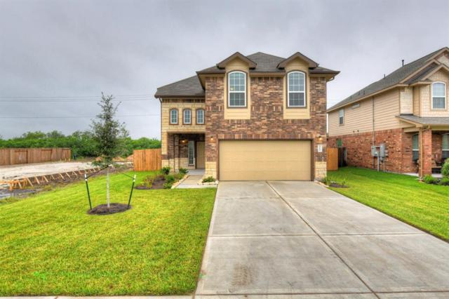 9610 Yellow Rose Drive, Texas City, TX 77591 (MLS #89602161) :: The Sansone Group