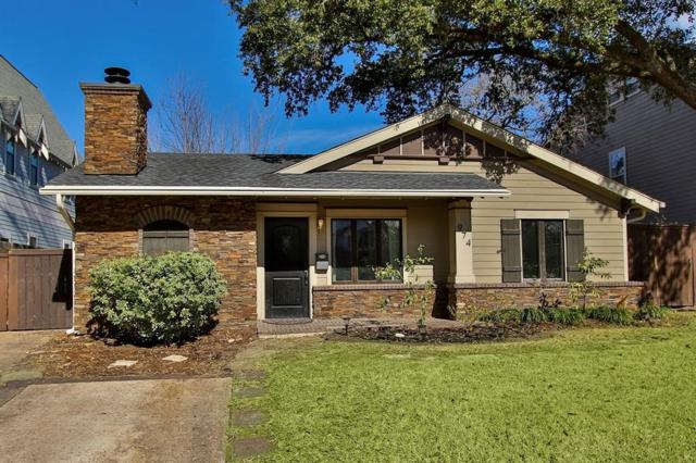 974 Althea Drive, Houston, TX 77018 (MLS #89664464) :: Circa Real Estate, LLC