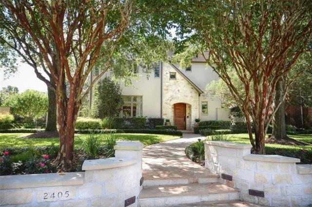2405 Brentwood, Houston, TX 77019 (MLS #89854688) :: Krueger Real Estate