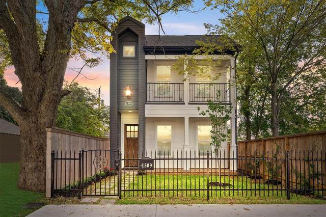 1309A Cordell Street A, Houston, TX 77009 (MLS #89907090) :: Connect Realty