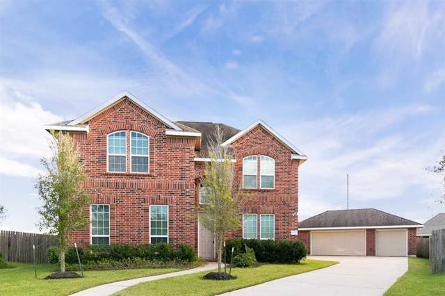 13502 Durango Pass Drive, Pearland, TX 77584 (MLS #89996162) :: Texas Home Shop Realty