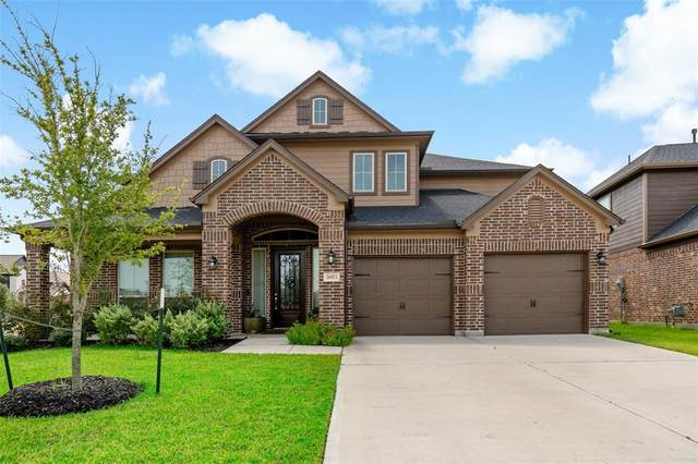 18903 Cypress Bay Drive, Houston, TX 77084 (MLS #89997858) :: All Cities USA Realty