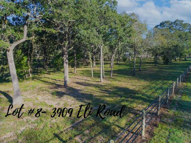 3909 Eli Road, Bellville, TX 77418 (MLS #90215444) :: The Sansone Group
