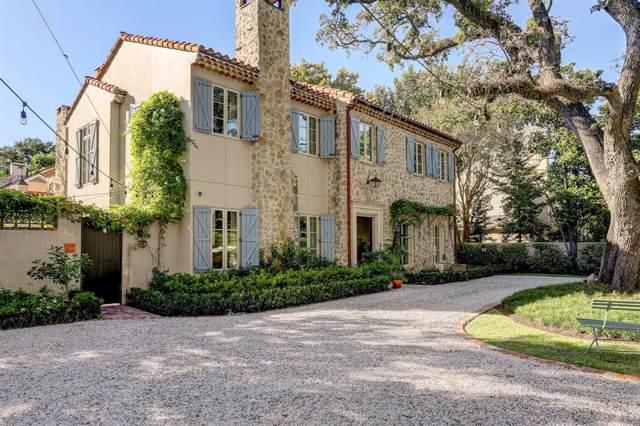 1916 Kirby Drive, Houston, TX 77019 (MLS #9030985) :: Green Residential
