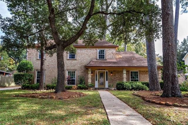 19606 Timber Forest Drive, Humble, TX 77346 (MLS #9046155) :: Texas Home Shop Realty