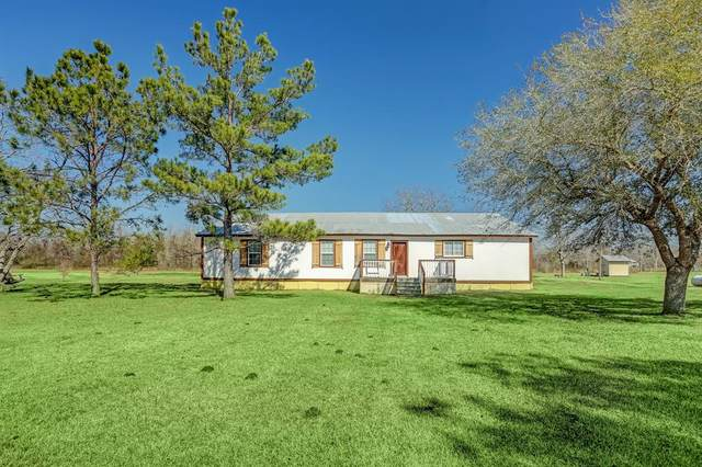 12819 Country Lea Lane, Alvin, TX 77511 (MLS #90583824) :: The Bly Team