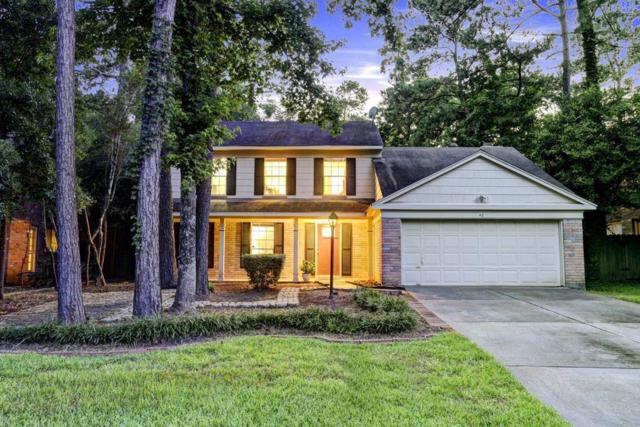 42 Rockridge Drive, Spring, TX 77381 (MLS #90612733) :: Texas Home Shop Realty