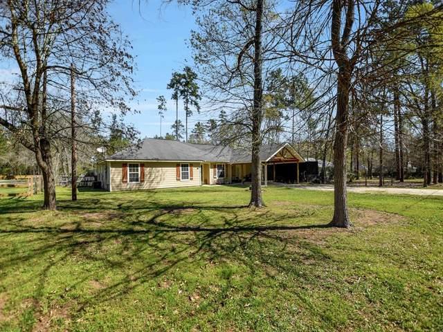 189 Ridgewood Drive, Magnolia, TX 77355 (MLS #90634899) :: Ellison Real Estate Team