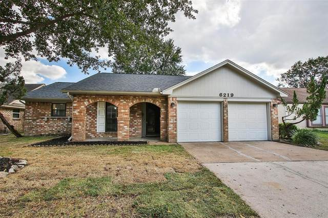 6219 Brown Bark Drive, Houston, TX 77092 (MLS #90731641) :: The Property Guys
