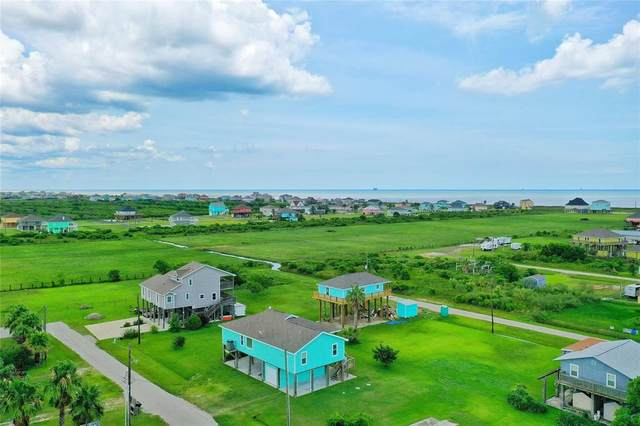 160 Ocean Tide Drive, Crystal Beach, TX 77650 (MLS #90810527) :: The Andrea Curran Team powered by Compass