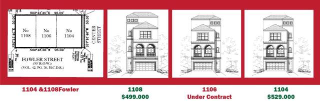 1104 Fowler Street, Houston, TX 77007 (MLS #90874702) :: Green Residential
