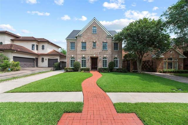 4914 Linden Street, Bellaire, TX 77401 (MLS #90884319) :: The SOLD by George Team