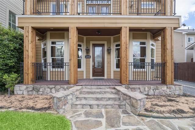 1208 Edwards Street, Houston, TX 77007 (MLS #91025582) :: The Property Guys