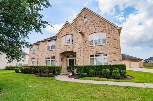 1852 Bending Stream Drive, League City, TX 77573 (MLS #91038435) :: The Bly Team