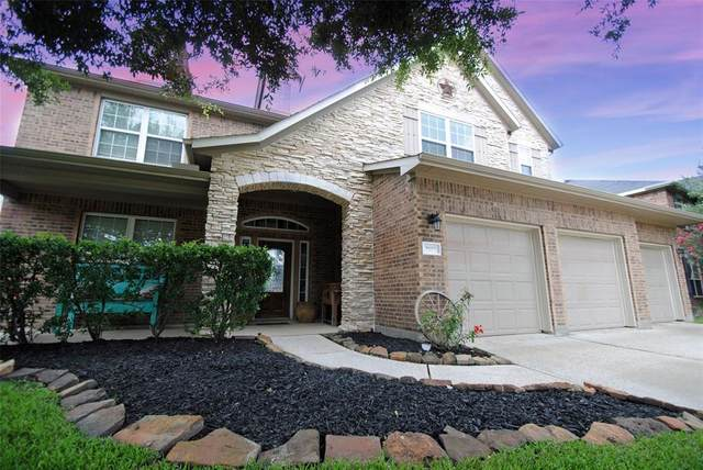 9619 Empress Crossing Drive, Spring, TX 77379 (#91118078) :: ORO Realty