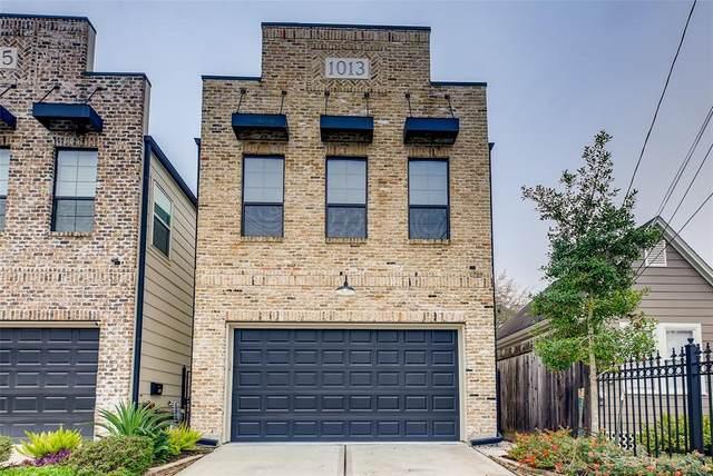 1013 W 23rd Street, Houston, TX 77008 (MLS #91305765) :: Christy Buck Team