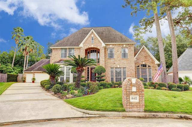 16402 Emilia Court, Spring, TX 77379 (MLS #91350731) :: The Freund Group