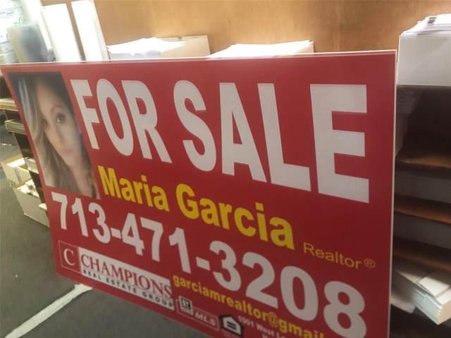 8169 Laura Koppe Road, Houston, TX 77028 (MLS #91415221) :: Lerner Realty Solutions