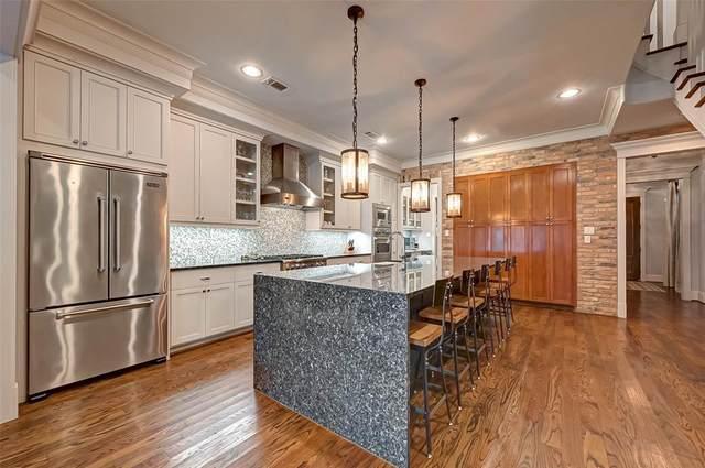 418 W 18th Street, Houston, TX 77008 (MLS #91474380) :: The Home Branch
