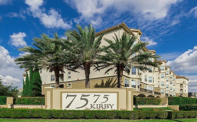 7575 Kirby #2411, Houston, TX 77030 (MLS #91588972) :: Magnolia Realty