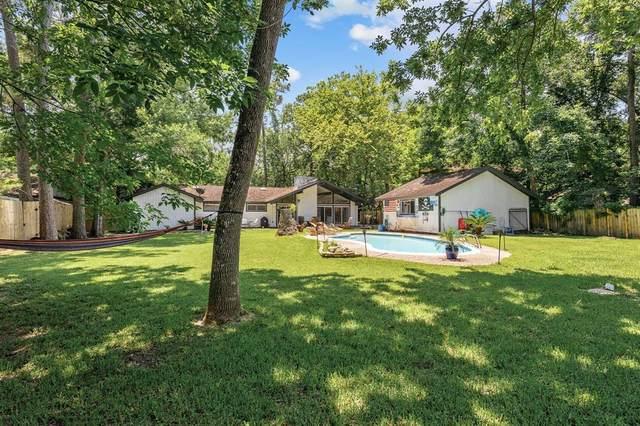 1209 Oak Hollow Drive, Dickinson, TX 77539 (MLS #91745794) :: Rose Above Realty