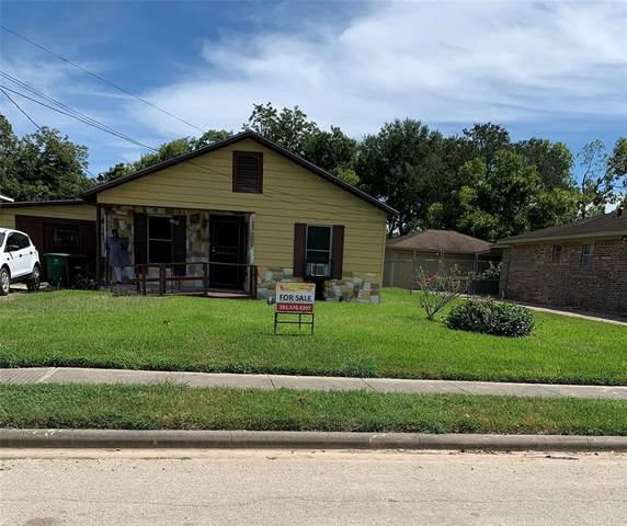 4914 Lavender Street, Houston, TX 77026 (MLS #91826091) :: All Cities USA Realty