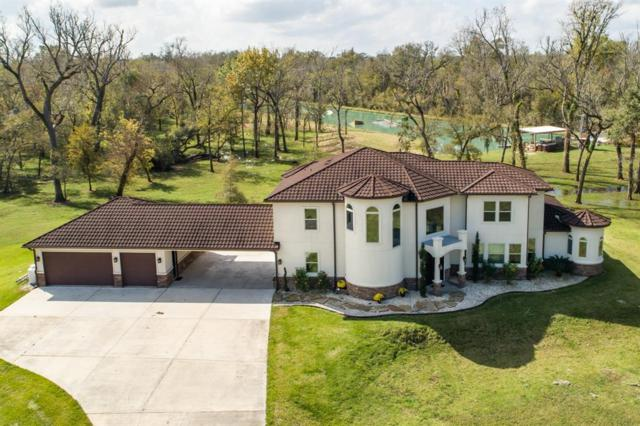 1515 China Grove Drive, Rosharon, TX 77583 (MLS #91931433) :: The SOLD by George Team