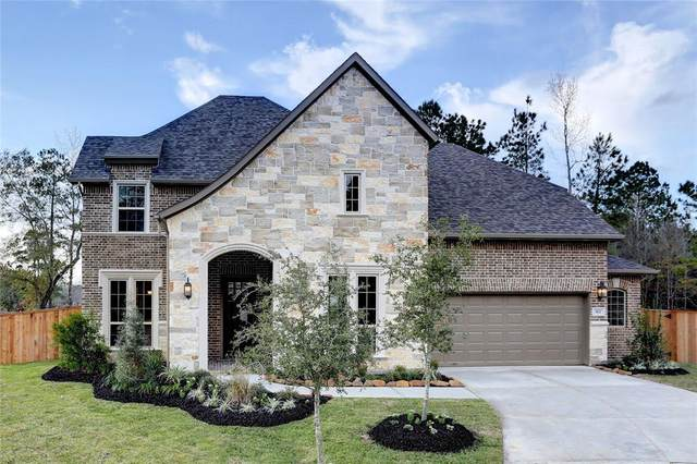 162 Cliftons Curve Way, Montgomery, TX 77316 (MLS #92029898) :: All Cities USA Realty