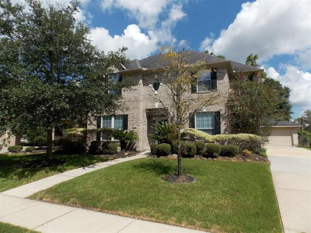 18322 Cape Lookout Way, Humble, TX 77346 (MLS #92115623) :: Red Door Realty & Associates
