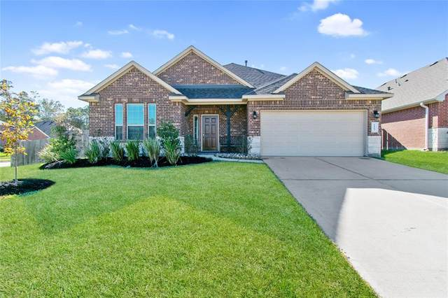 1403 Holly Chase Drive, Conroe, TX 77384 (MLS #9232152) :: The Freund Group