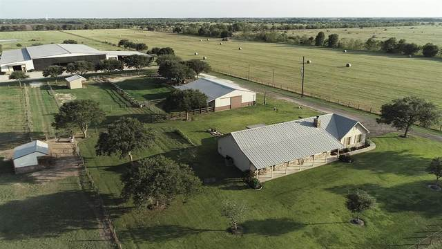 9331 Williams School Road, Needville, TX 77461 (MLS #92337728) :: Guevara Backman