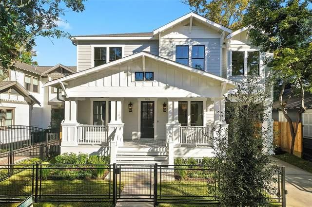 1132 Omar Street, Houston, TX 77009 (MLS #92356044) :: Christy Buck Team