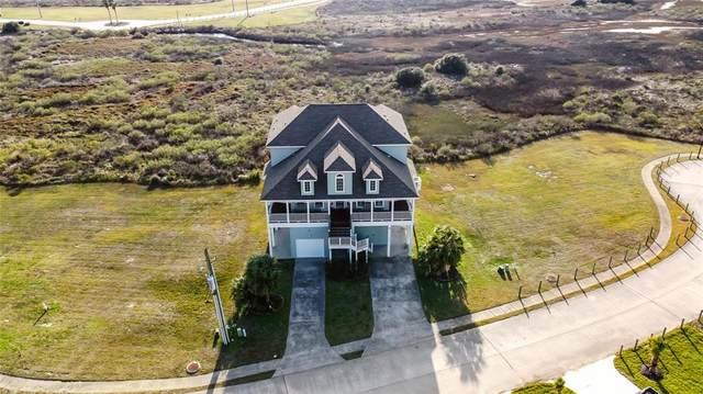 25714 Bay Breeze Drive, Galveston, TX 77554 (MLS #92594238) :: My BCS Home Real Estate Group