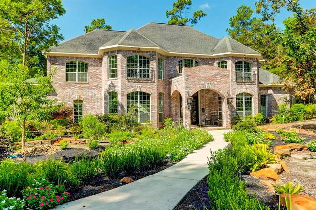 6198 Hickory Hollow Lane, Conroe, TX 77304 (MLS #92612003) :: The Bly Team