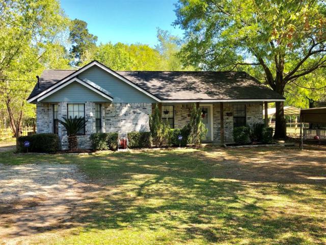 15935 Pinewood Drive, Porter, TX 77365 (MLS #92727159) :: Texas Home Shop Realty