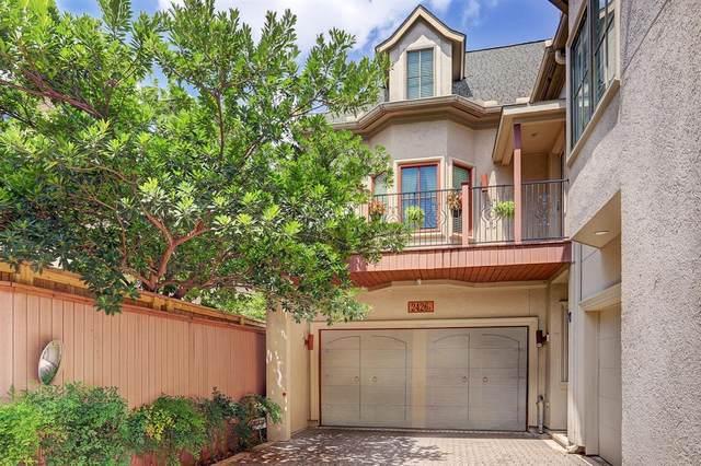 2426 W Main Street B, Houston, TX 77098 (MLS #92812816) :: Lerner Realty Solutions