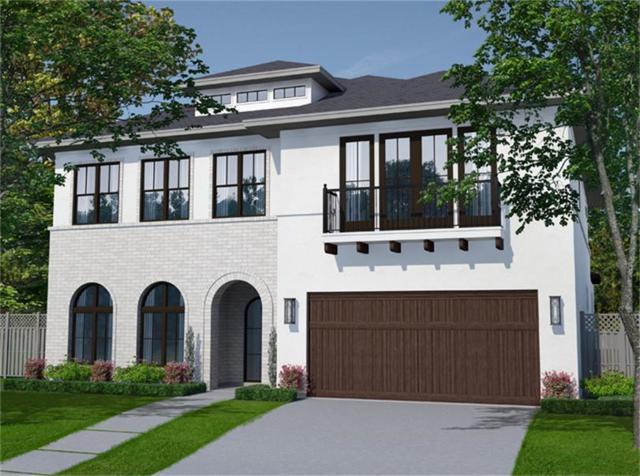 1737 Milford Street, Houston, TX 77098 (MLS #92832048) :: Texas Home Shop Realty