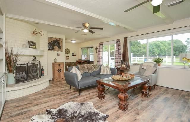 8815 Dowdell Drive, Tomball, TX 77375 (MLS #93155978) :: Parodi Group Real Estate