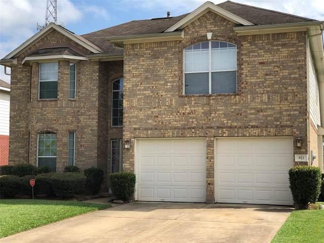 922 Rosa Del Villa Court, Richmond, TX 77406 (MLS #93215342) :: The Freund Group