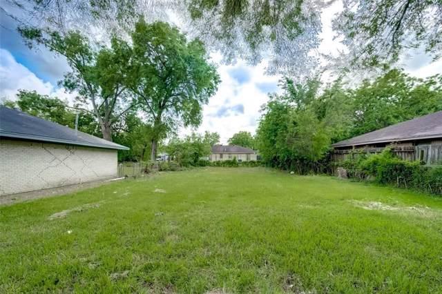 3822 Amos Street, Houston, TX 77021 (MLS #93310338) :: Texas Home Shop Realty