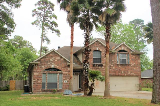 910 Box Elder Drive, Magnolia, TX 77354 (MLS #93445664) :: JL Realty Team at Coldwell Banker, United