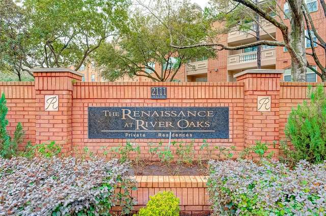 2111 Welch Street A217, Houston, TX 77019 (MLS #93467783) :: Connect Realty