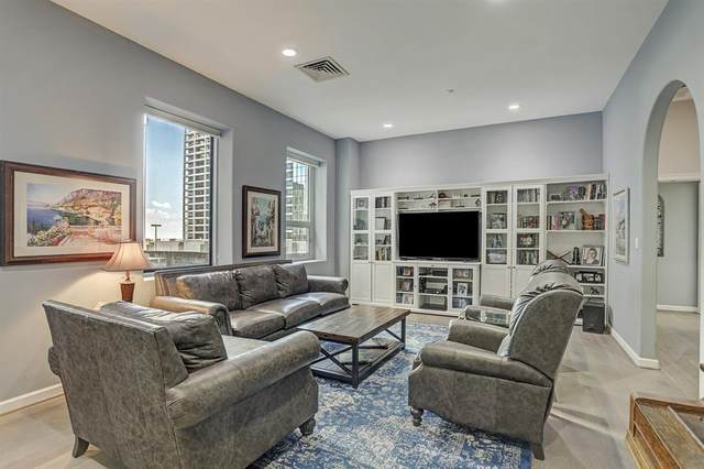 914 Main Street #1204, Houston, TX 77002 (MLS #93562998) :: Michele Harmon Team