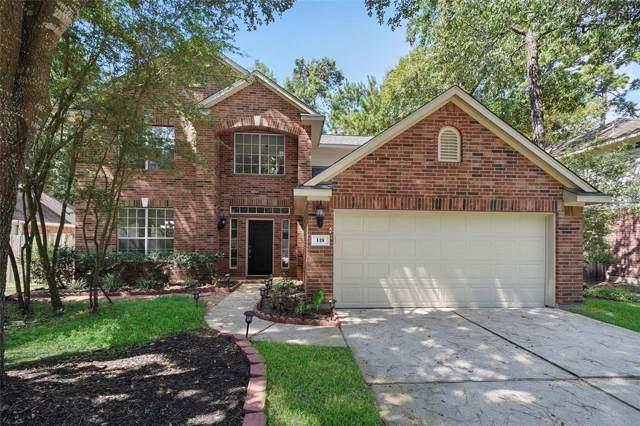 118 W Hobbit Glen Drive, The Woodlands, TX 77384 (MLS #93569577) :: The Jill Smith Team
