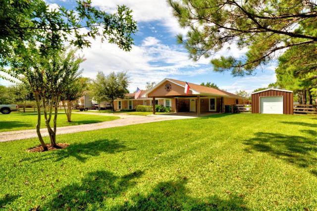 3818 Skylark Way, Pearland, TX 77584 (MLS #93713994) :: Texas Home Shop Realty